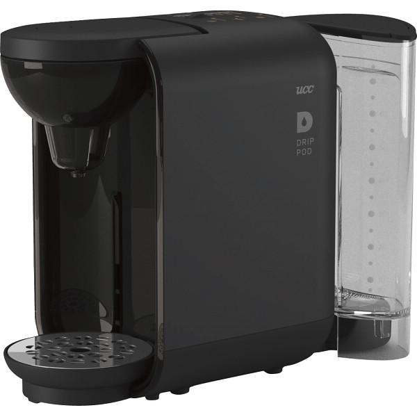 【送料無料】UCC カプセル式コーヒーメーカー「ドリップポッド」 ブラック DP2(K)
