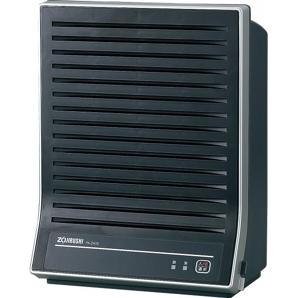 【送料無料】象印 空気清浄機 卓上用(6畳) ブラック PA-ZA06-BA
