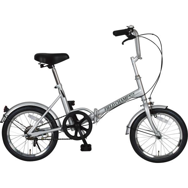 【送料無料】【ギフト】フィールドチャンプ365 16型折りたたみ自転車 72750A【代引不可】