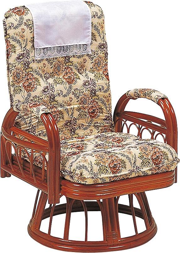 【送料無料】ギア回転座椅子 RZ-923【代引不可】
