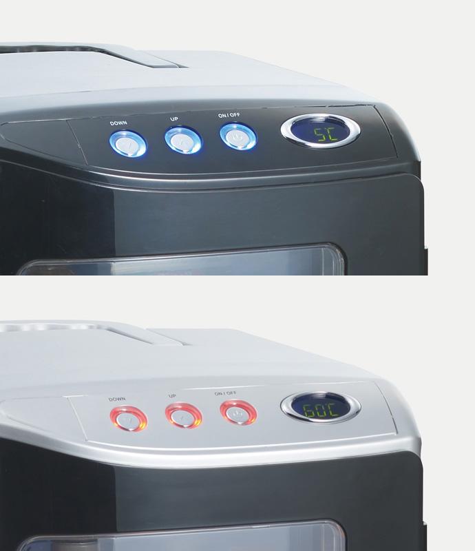 RAMASU(ラマス) ポータブル温冷庫 20L RA-H20 冷温庫・保冷庫・保温庫【代引不可】