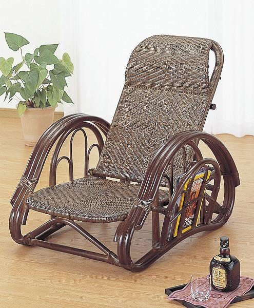 【送料無料】座椅子A114B【代引不可】