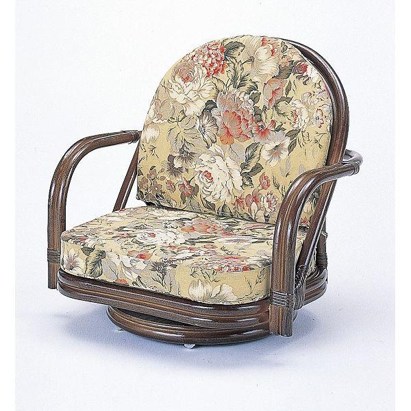 【送料無料】回転座椅子S775B【代引不可】