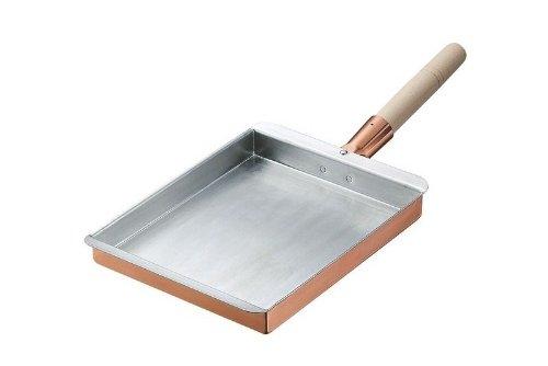 【送料無料】eul 銅玉子焼関西27cm