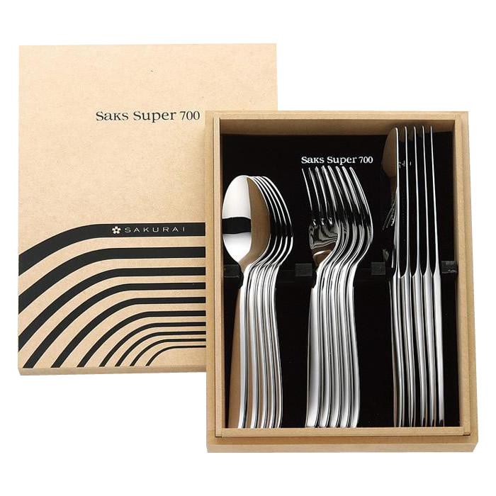 【送料無料】Saks Super700 Soho ソーホー ディナーセット15pcs【代引不可】