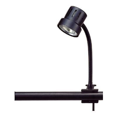 東京メタル工業 クリップライト LELC-1101PBZ 黒 【代引不可】【北海道・沖縄・離島配送不可】