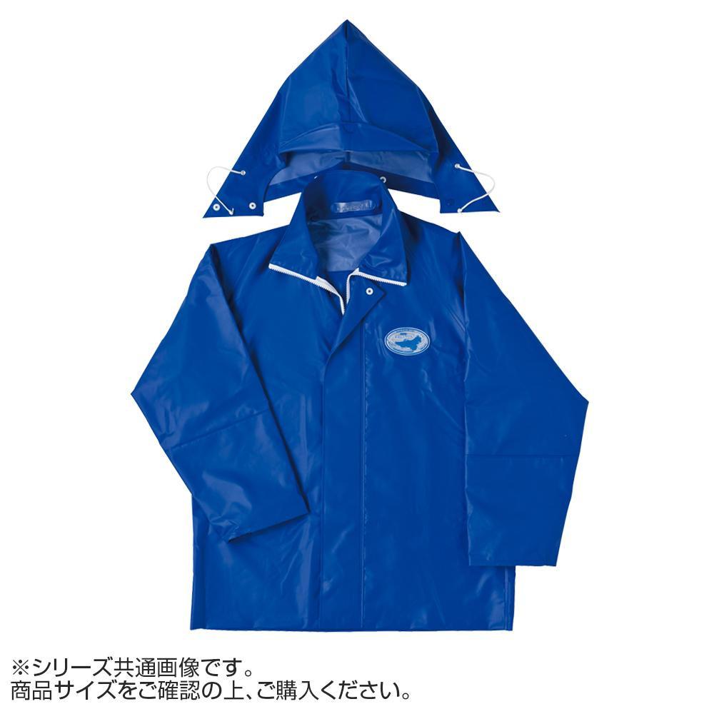 弘進ゴム ニューシートップ 上衣 ブルー 3L G0516AH 【代引不可】【北海道・沖縄・離島配送不可】