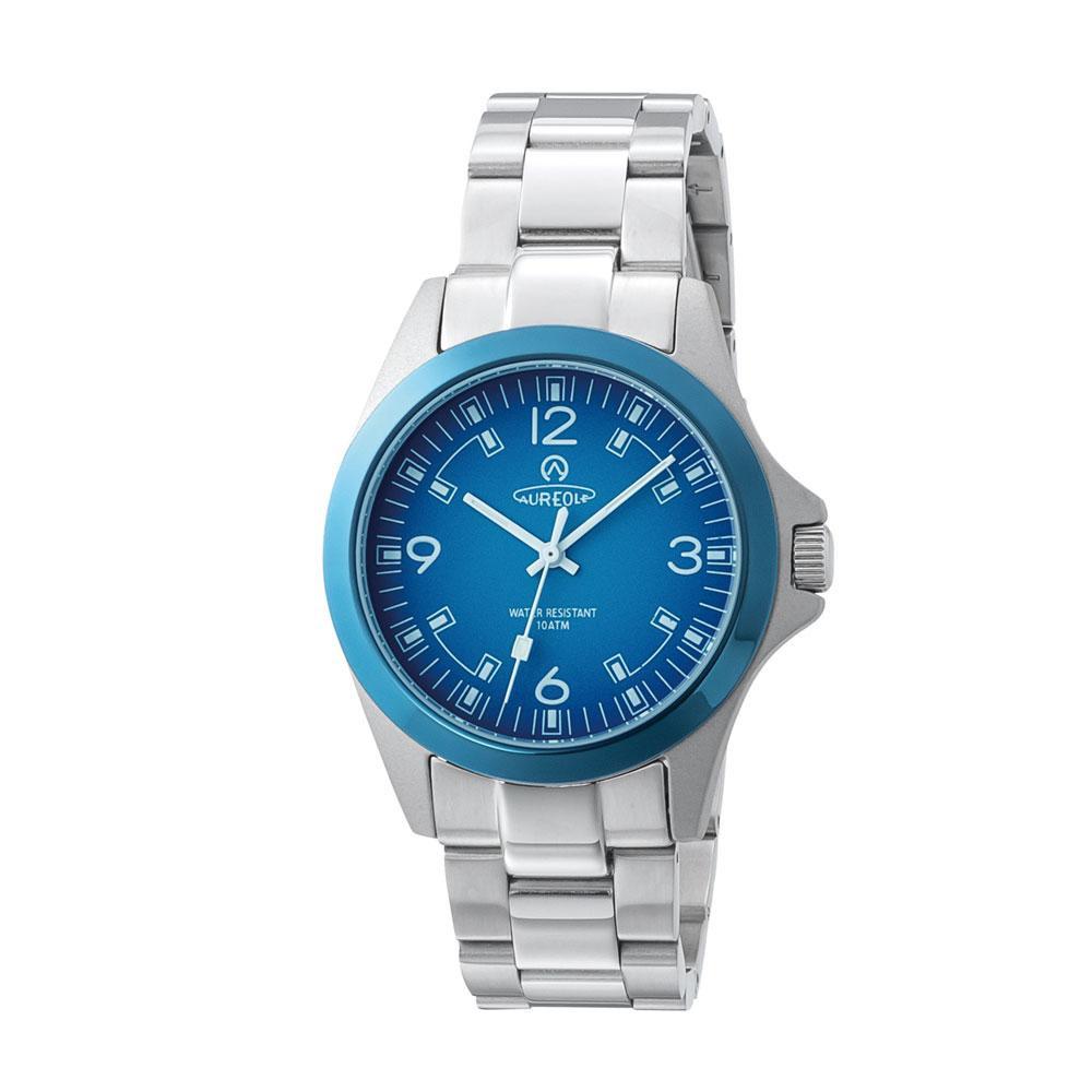 AUREOLE(オレオール) スポーツ オートマチック メンズ 腕時計 SW-616M-04 【代引不可】【北海道・沖縄・離島配送不可】