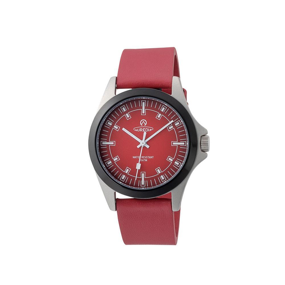 AUREOLE(オレオール) スポーツ オートマチック メンズ 腕時計 SW-616M-05 【代引不可】【北海道・沖縄・離島配送不可】