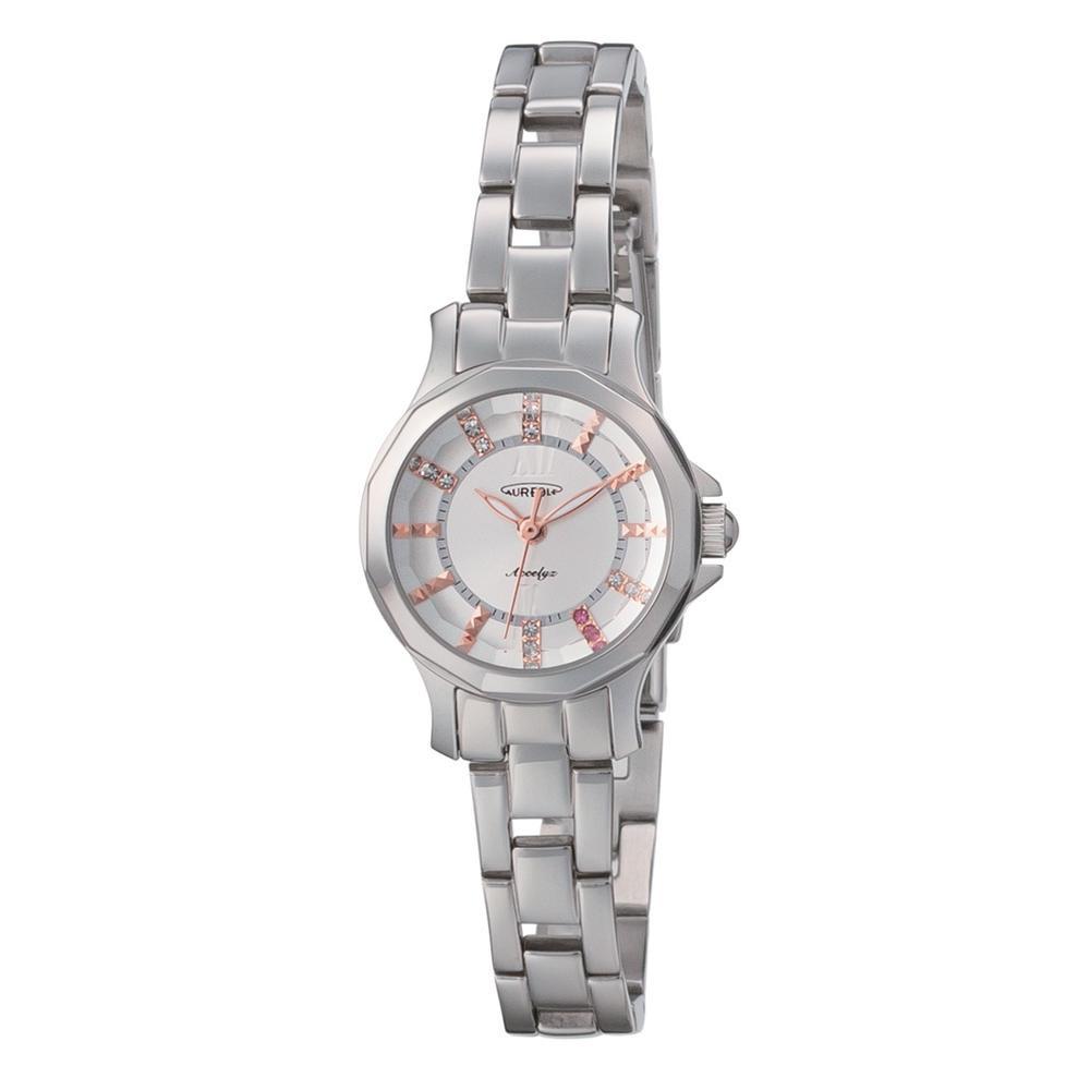 AUREOLE(オレオール) アクセリーゼ レディース 腕時計 SW-574L-5 【代引不可】【北海道・沖縄・離島配送不可】