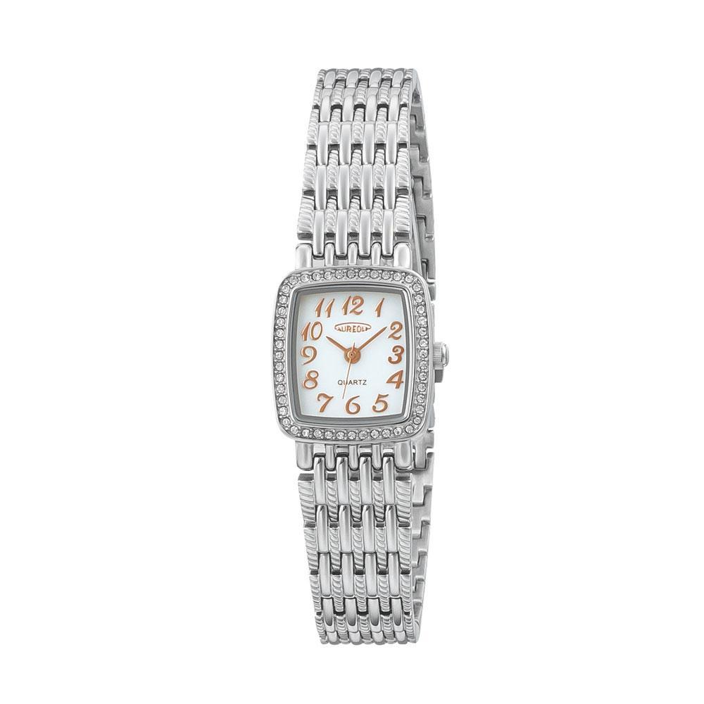 AUREOLE(オレオール) レディ レディース 腕時計 SW-609L-04 【代引不可】【北海道・沖縄・離島配送不可】