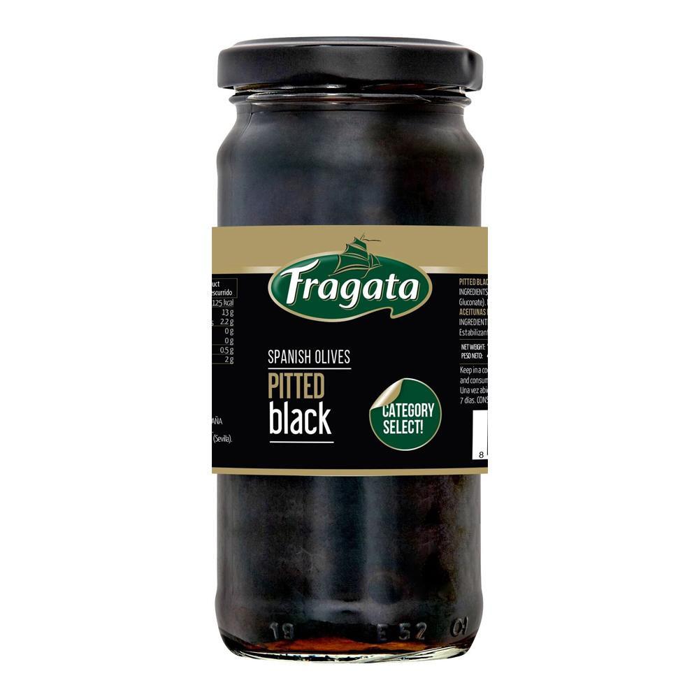 Fragata(フラガタ) ブラックオリーブ 種抜き 113g×12個セット 【代引不可】