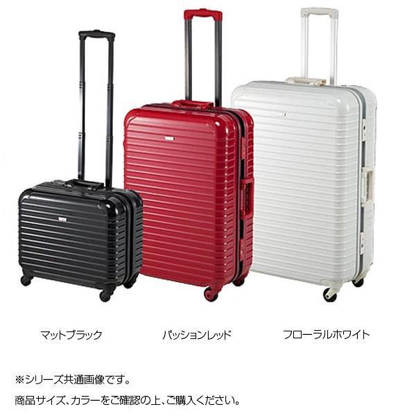 スーツケースファクトリー BALENO EXE M BLN-1156 マットブラック 【代引不可】【北海道・沖縄・離島配送不可】