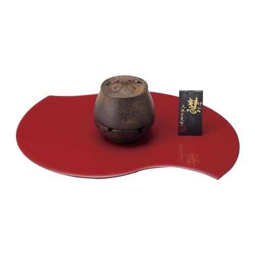 高岡銅器 慧香炉 161-07 【代引不可】【北海道・沖縄・離島配送不可】