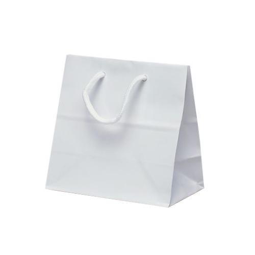 リトルバッグ 手提袋 165×90×160mm 100枚 ホワイト 1522 【代引不可】【北海道・沖縄・離島配送不可】