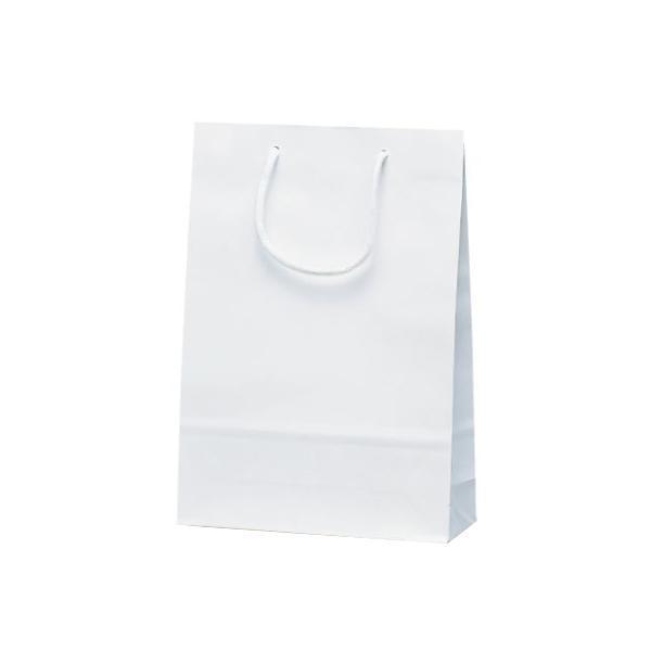 ナイスバッグ 手提袋 225×80×320mm 50枚 ホワイト 1150 【代引不可】【北海道・沖縄・離島配送不可】