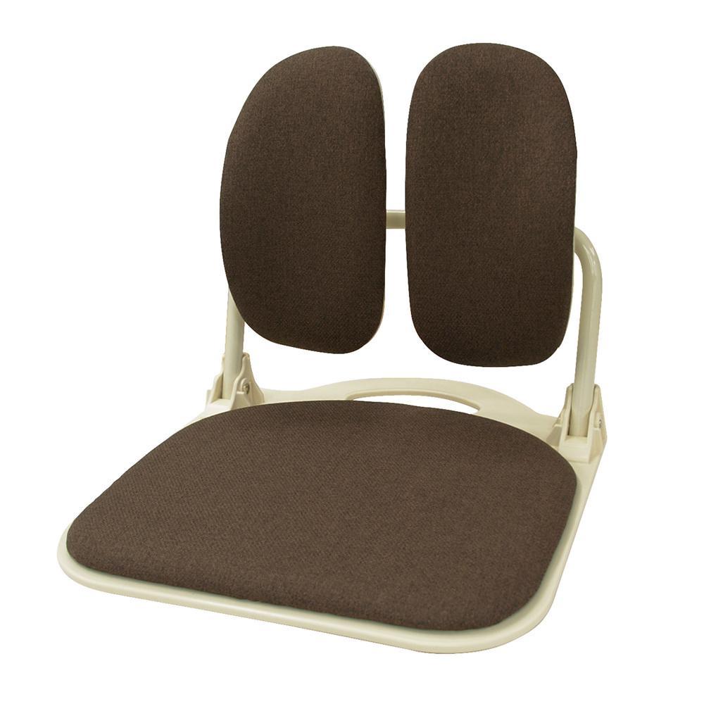 【送料無料】回転椅子 DR-920T (BROWN) 【代引不可】