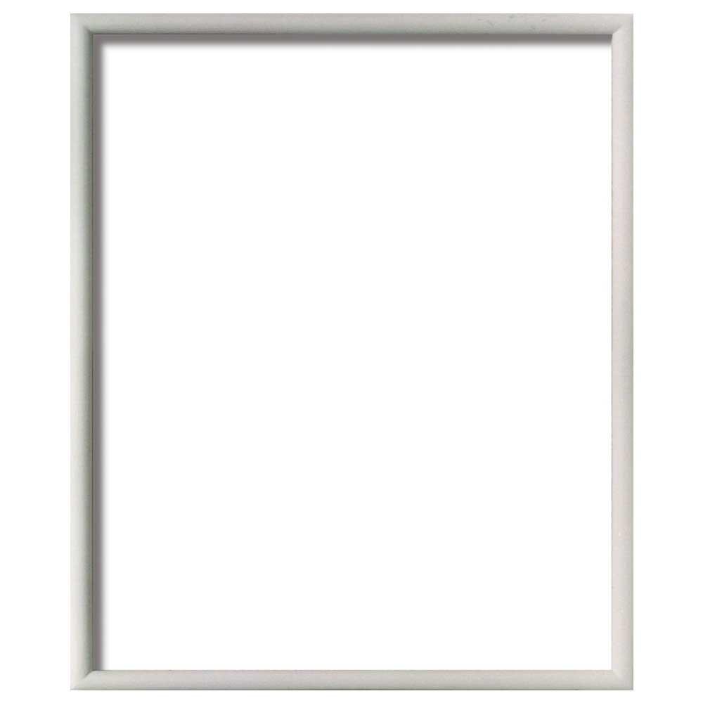 デッサン額 白 半切 ガラス 545×424mm 4011 【代引不可】【北海道・沖縄・離島配送不可】