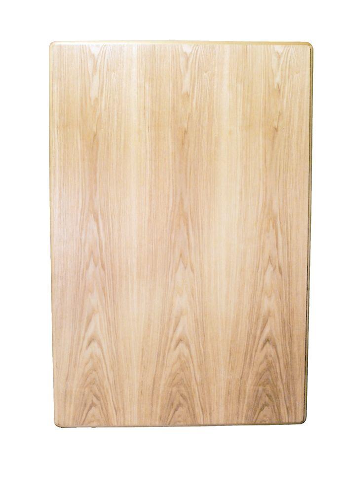 【送料無料】日本製 讃岐の和座 こたつ板 タモ ナチュラル サイズ 120 天板表面材 タモ 国産品【代引不可】