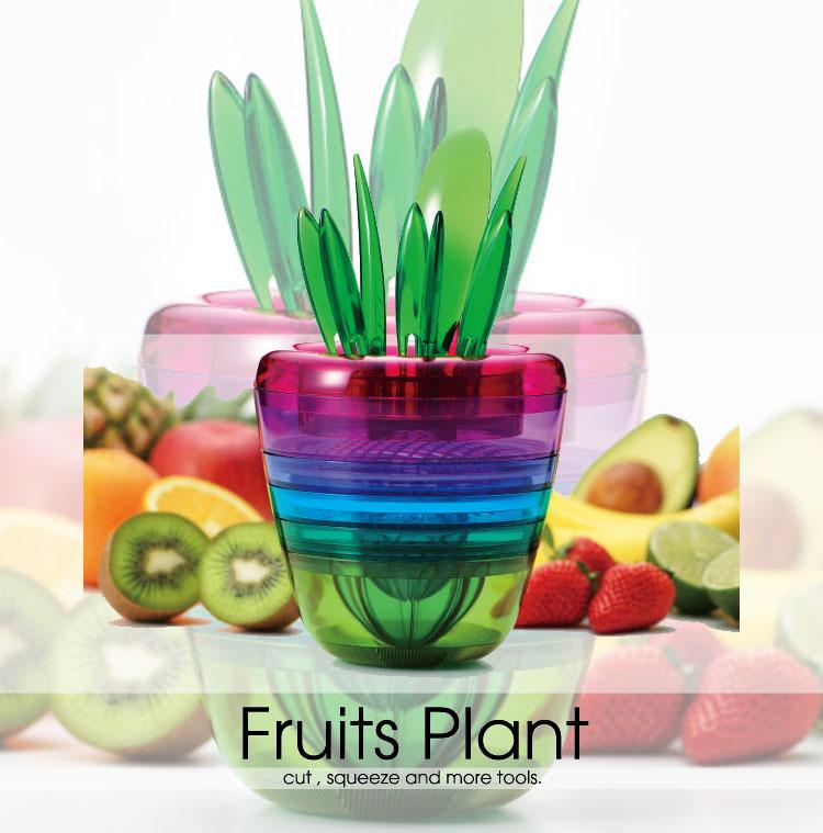 Akebono Plant Fruits (fruit plant) CH-2009.