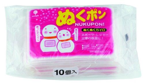 日本製 japan 紀陽除虫菊 ぬくポン 10個入〔まとめ買い24個セット〕 H-5006【代引不可】