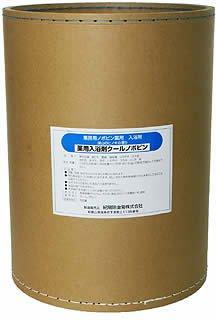 業務用入浴剤 クールノボピン 18kg'【代引不可】