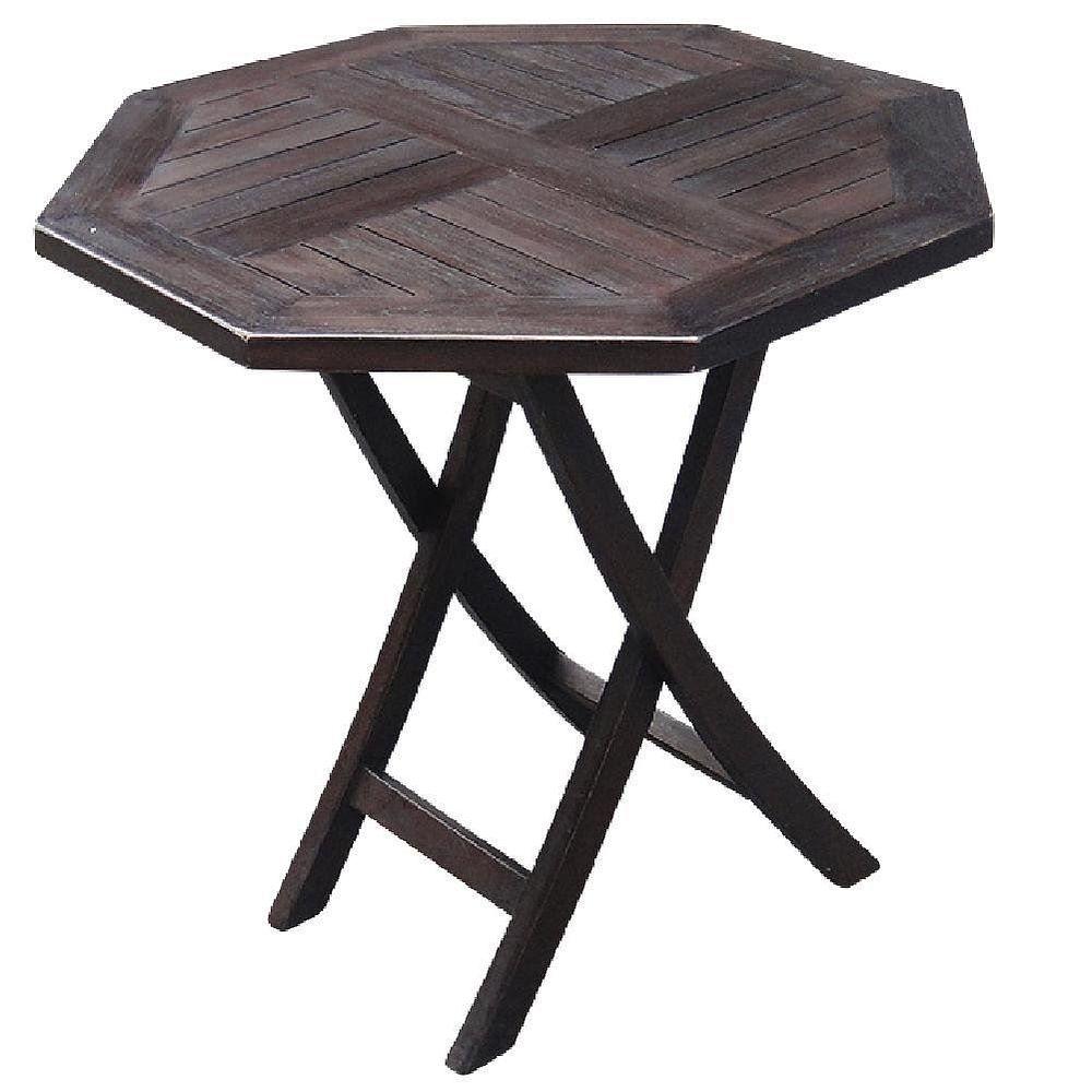 【送料無料】ジャービス商事 天然木無垢材 ポピュラー折り畳みテーブル 20806 テーブルのみ 木製 アンティーク調【代引不可】