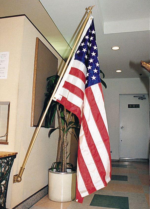 【送料無料】ジャービス商事 国旗 DX アメリカ型 27001【代引不可】