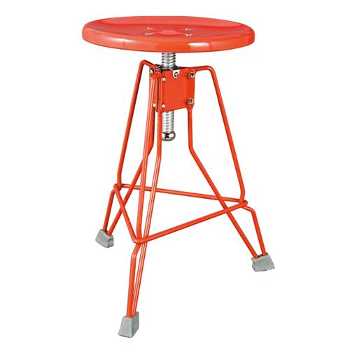 【送料無料】ダルトン スツール クリッパー2 STOOL CLIPPER II RED 100-253RD【代引不可】