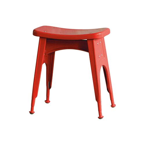 【送料無料】ダルトン キッチン スツール KITCHEN STOOL RED 112-281RD【代引不可】