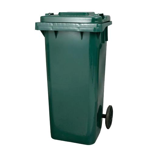 【送料無料】ダルトン プラスチック トラッシュカン 120リットル ゴミ箱 PLASTIC TRASH CAN 120L GREEN PT120GN【代引不可】