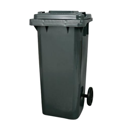 【送料無料】ダルトン プラスチック トラッシュカン 120リットル ゴミ箱 PLASTIC TRASH CAN 120L GRAY PT120GY【代引不可】