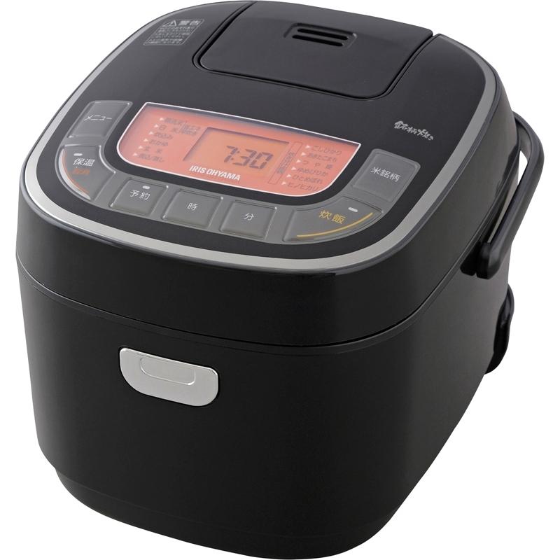 【送料無料】【ギフト】アイリスオーヤマ 米屋の旨み  銘柄炊き ジャー炊飯器5.5合炊き RC-MC50-B【代引不可】