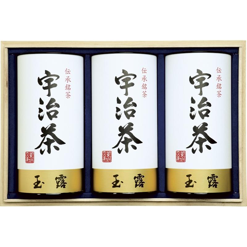 【送料無料】【ギフト】宇治茶詰合せ(伝承銘茶) LC1-150【代引不可】