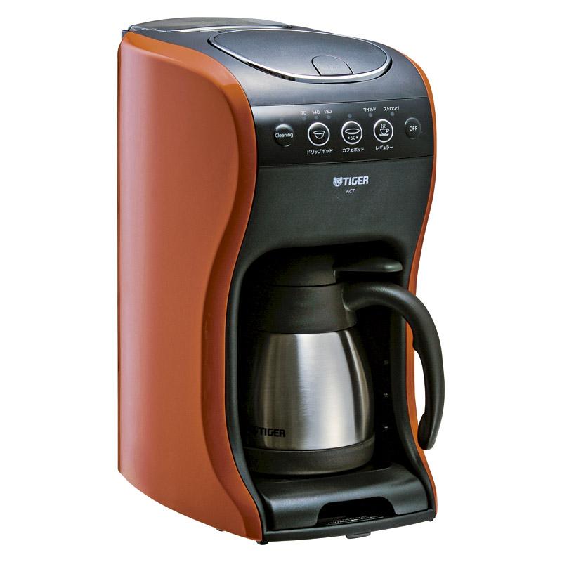 【送料無料】【ギフト】タイガー カフェバリエ コーヒーメーカー ACT-B040DV【代引不可】