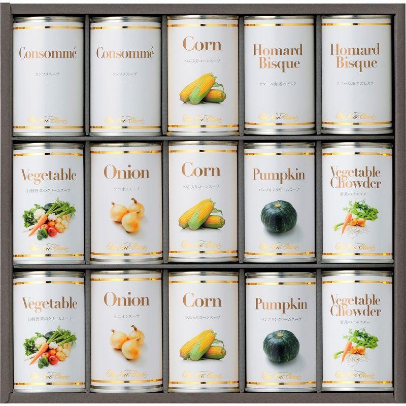 ギフト商品 贈り物 プレゼント 高価値 ギフト ホテルニューオータニ 沖縄 スープ缶詰セット 80 北海道 離島配送不可 保障