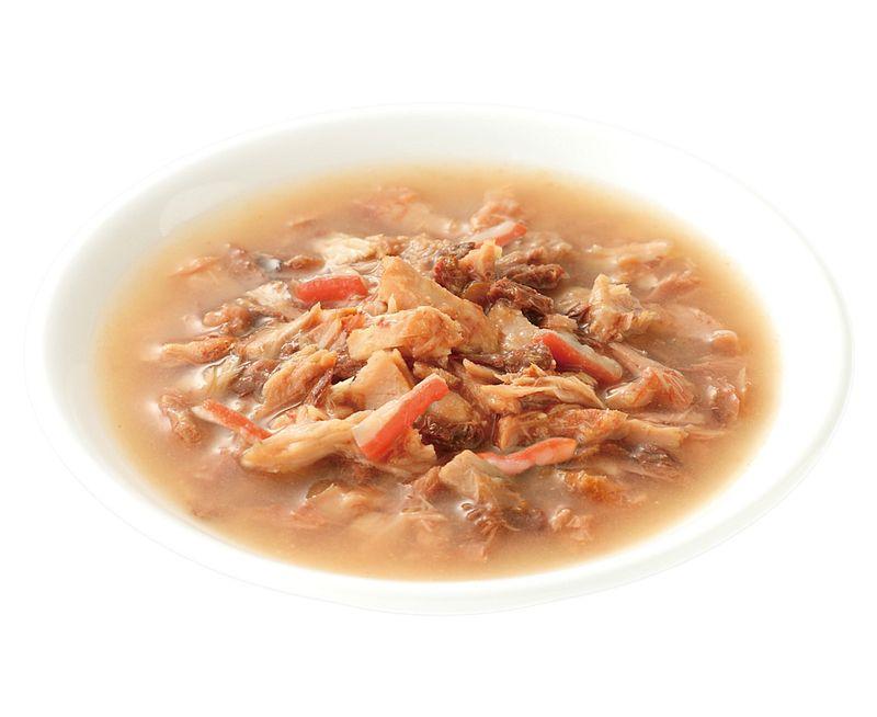 (まとめ買い)カルカン パウチ KWD71 スープ仕立て 12ヶ月までの子ねこ用 かにかま入りかつお 70g 猫用 キャットフード 〔×40〕【代引不可】