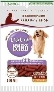(まとめ買い)アドメイト ベテリナリー's セレクト いきいき関節 100g 犬用 〔×15〕【代引不可】