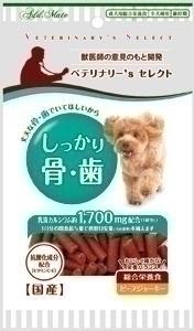 アドメイト ベテリナリー's セレクト しっかり骨・歯 100g 犬用【代引不可】