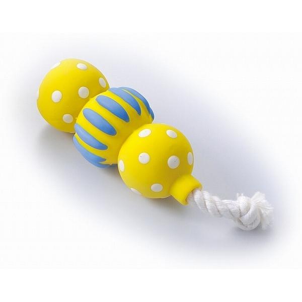 ペティオ Vispo ヴィスポ ミニ犬用玩具 ラテックス ビーンズ【代引不可】