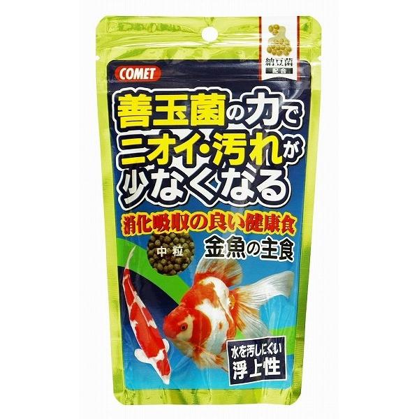 イトスイ 金魚の主食 納豆菌入り 90g【代引不可】