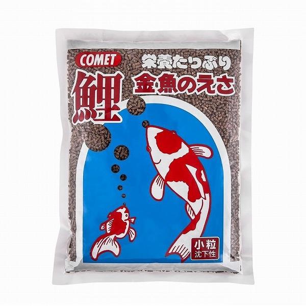 (まとめ買い)イトスイ コメット 鯉 金魚のエサ 小粒 400g 〔×10〕【代引不可】