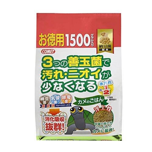 イトスイ イトスイ カメのごはん納豆菌お徳用 1500g【代引不可】