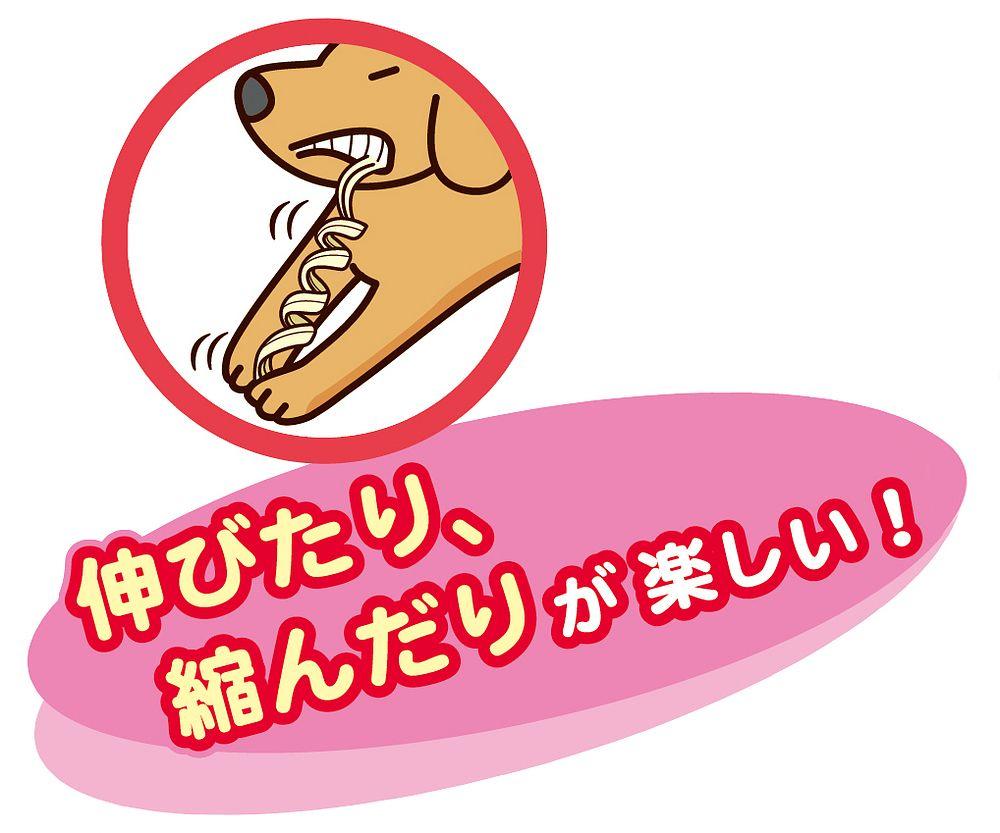 (まとめ買い)ドギーマン 無添加良品 チューイングコラーゲン ねじねじ 8本 犬用 〔×16〕【代引不可】