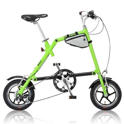贅沢屋の 【送料無料 FD-1207】NANOO コンパクト折りたたみ自転車 FD-1207 グリーン グリーン 19565【代引不可】, アクアギフト:62461670 --- clftranspo.dominiotemporario.com