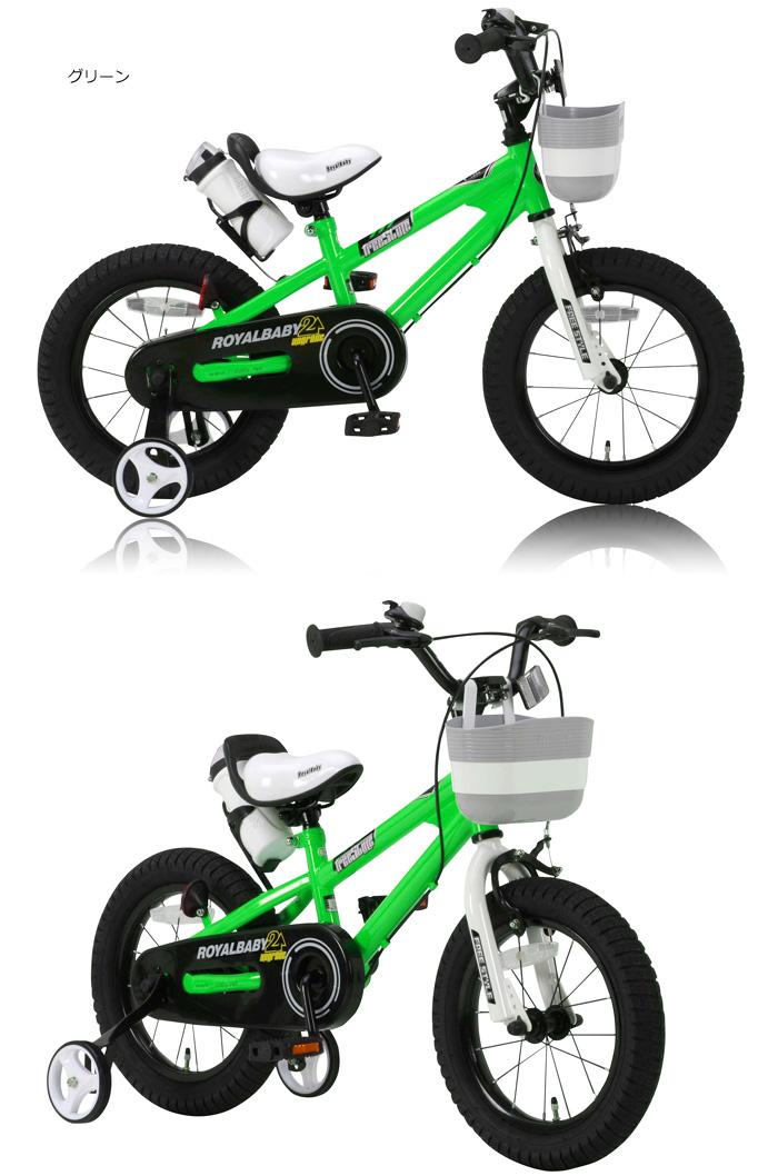 FUJIX: ROYALBABY (Royal baby) 14 inch children's bikes BMX-style RB ... royalbaby bike 14