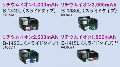 利优比充电器组公元前-1400 L