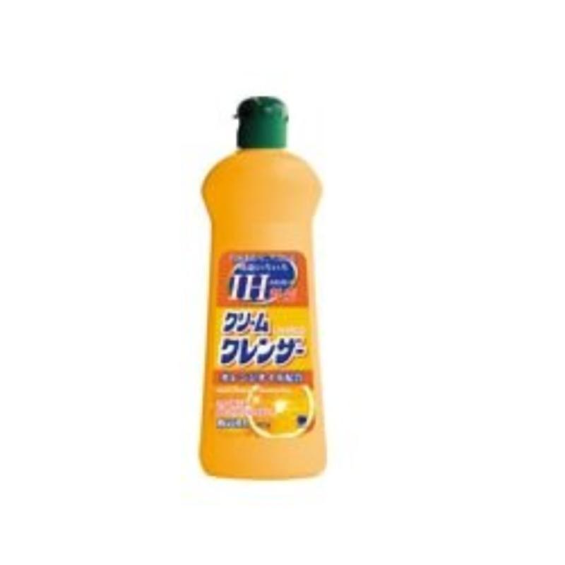 【送料無料】オレンジボーイIH対応クリームクレンザー400g 〔まとめ買い(24本×10ケース)合計240本セット〕 30-661【代引不可】