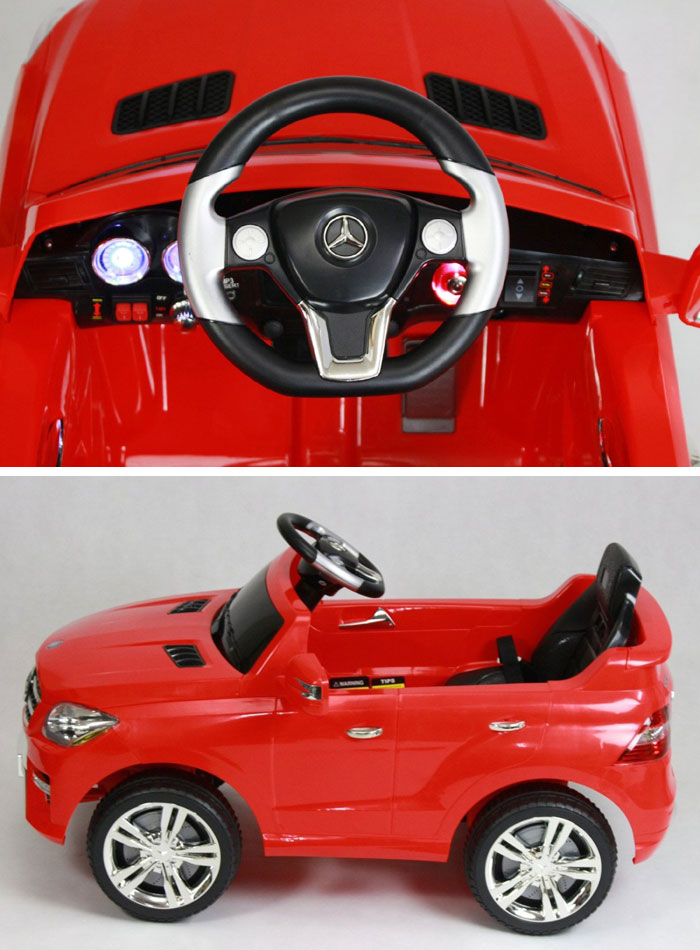 Electric passenger car Mercedes-Benz ML360 QX7996 electric vehicles toys