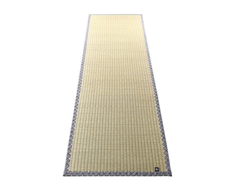 【送料無料】11柄から選べる デザイン国産畳ヨガマット NAGI 60×180cm NAGI【代引不可】